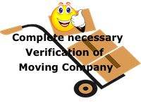 move after confirm of packers movers pune reviews rates